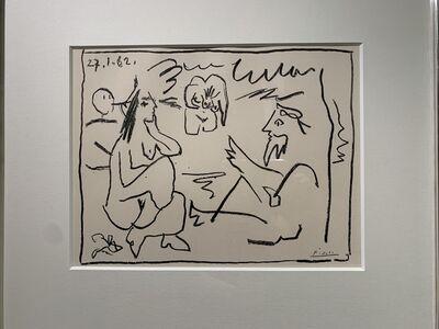 Pablo Picasso, 'Dejeuner sur l'herbe', 1962