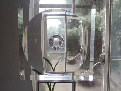 Václav Cigler, 'Vane II, 2012, Optical Glass', 2012