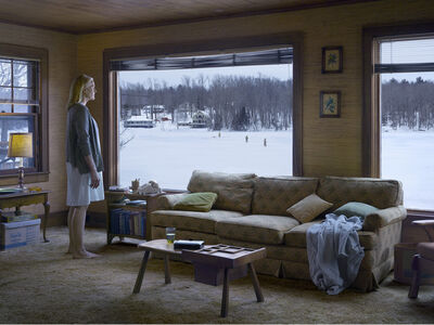 Gregory Crewdson, 'The Disturbance', 2014