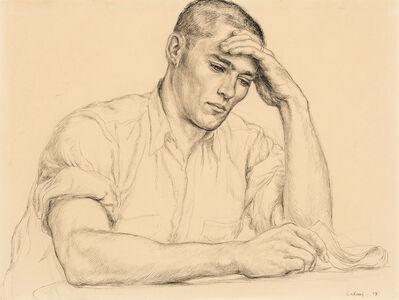 Paul Cadmus, 'Glenway Wescott', 1938