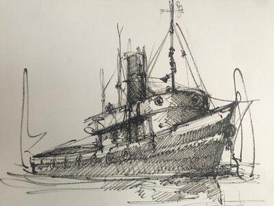 Rene Nascimento, 'Tugboat', 2021