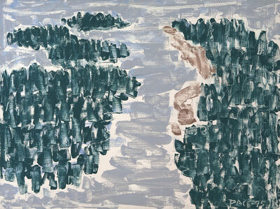 Stephen Pace, 'High View Greenhead, #2', 1995
