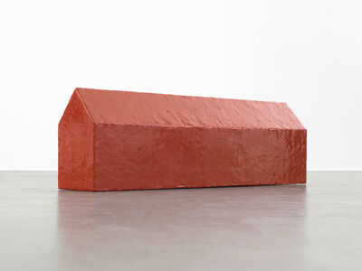 Wolfgang Laib, 'Rice House', 2007