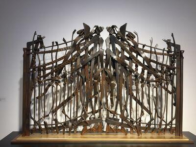 Albert Paley, 'Memphis Portal Gate, Model 2008', 2008