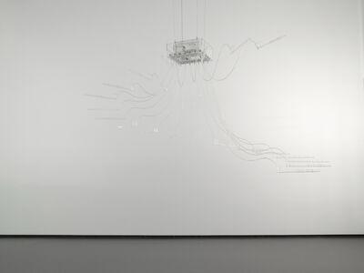 Cerith Wyn  Evans, 'A=F=L=O=A=T', 2014