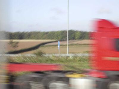 Suzette Bross, 'Red & Landscape', 2008