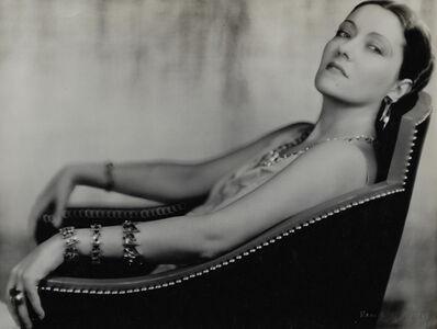Ernest Bachrach, 'Gloria Swanson', ca. 1926