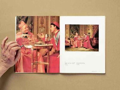 Matts Leiderstam, 'After Image (The Cardinals' Friendly Chat) ', 2011