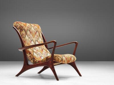 Vladimir Kagan, ''Contour' High Back Lounge Chair', 1953
