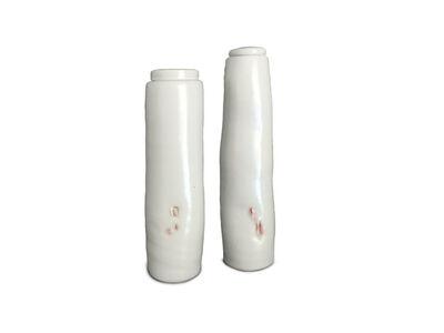 Edmund de Waal, 'Edmund de Waal Pair of Porcelain Celadon Jars', 1988