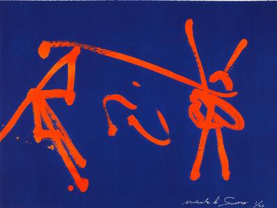 Mark di Suvero, 'Malo', 2012