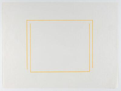 Fred Sandback, 'Untitled', ca. 1976