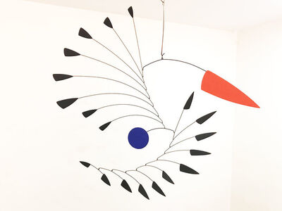 Manuel Marin, 'Bird of Paradise', 1996