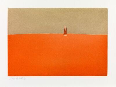 Alex Katz, 'Red Sails', 1959-2008