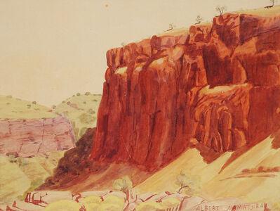 Albert Namatjira, 'Central Australian Landscape', unknown