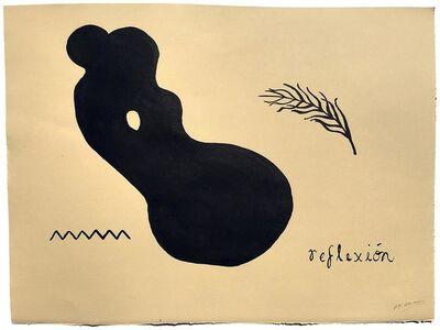 RF Alvarez, 'Reflexión', 2017