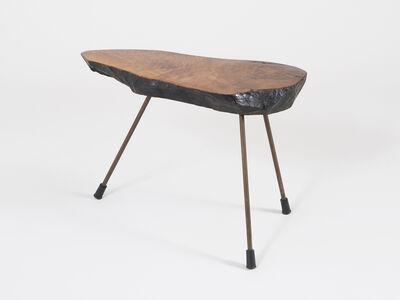 Carl Auböck, 'Wood Side Table', ca. 1950's