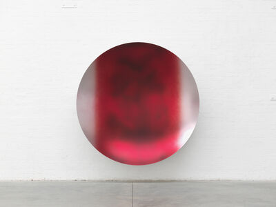 Anish Kapoor, 'Mirror (Apple Magenta mix 2 and Brandy Wine Mist)', 2019