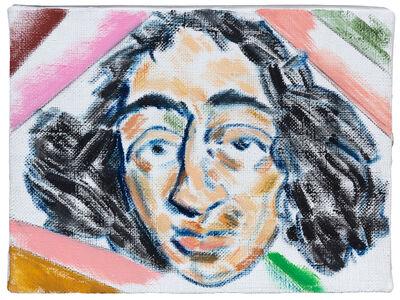 R. B. Kitaj, 'Spinoza', 2006