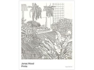 Jonas Wood, 'GAGOSIAN POSTER', 2019