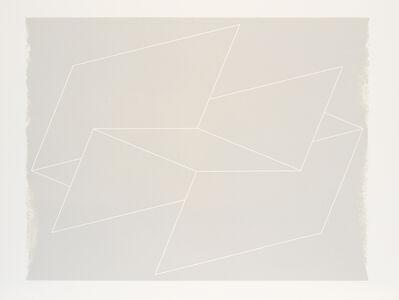 Josef Albers, 'Interlinear N 32 gr', 1962