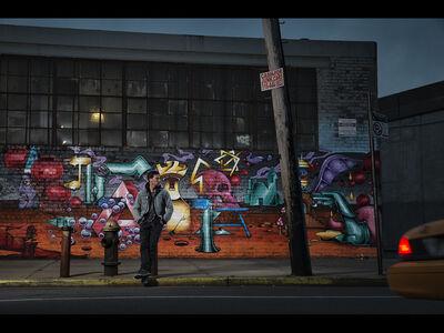 Søren Solkær, 'Dmote (Australia), Brooklyn', 2012