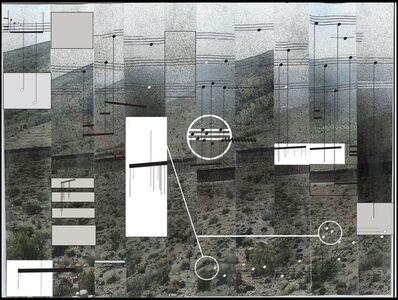 Guillermo Galindo, 'Fragmented Surveillance/Vigilancia fragmentada', 2014