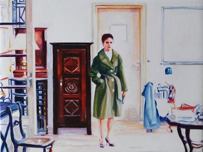 Stephanie Rowe, 'Lamp shades, curtains & loose change', 2017