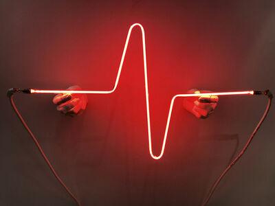 Indira Cesarine, 'LIFEFORCE (Heartbeat No 4)', 2018