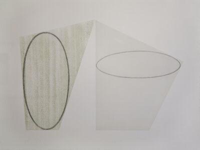 Robert Mangold, 'Untitled, State B', 1988