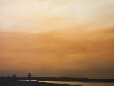 Ahzad Bogosian, 'Ending Light on the River', 2020