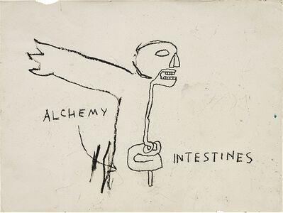 Jean-Michel Basquiat, 'Alchemy', 1985