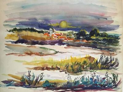 Katherine Librowicz, 'Wind Sun Field', 20th Century