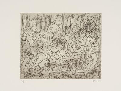 Leon Kossoff, 'The Triumph of Pan No. 1', 1998