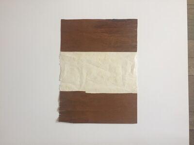 Chris Esposito, 'Paper & Wood', 2017