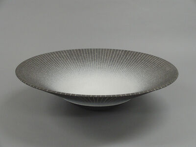Tsuyoshi Hotate, 'Bowl with Colored Inlay', 2013