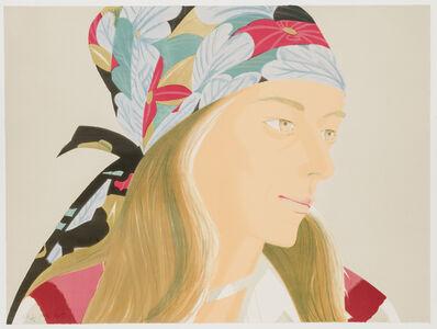 Alex Katz, 'Anne', 1973
