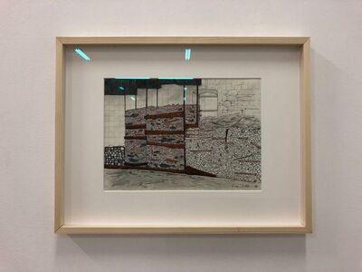 Finbar Ward, 'Ortisei diaries V', 2018