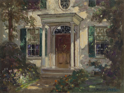 Abbott Fuller Graves, 'House of 1812', ca. 1928