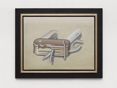 Konrad Klapheck, 'Der Misanthrop', 1973