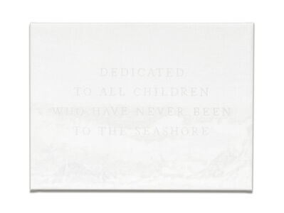 Birgir Snæbjörn Birgisson, 'American Seashore Book', 2019