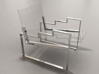 Charles Hollis Jones, 'Belzer Chair', 2014