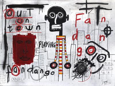 Soren Grau, 'Playing Fandango', 2018