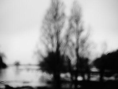 Jon Wyatt, 'Flooded fields, Porthkerry, South Wales', 2011
