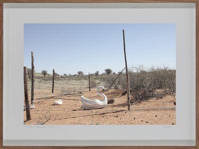 Lien Botha, 'Witdraai I, Kalahari, South Africa, September 2012', 2012
