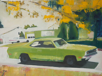 Ruth Shively, 'I Once Had a Lime Green Duster'