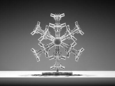 Huang Yulong 黄玉龙, 'Snowflake1', 2017
