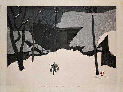 Kiyoshi Saito, 'Winter in Aizu 70' (8)', 1970