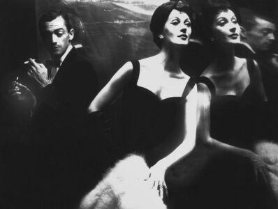 Lillian Bassman, 'Dovima, New York', 1954