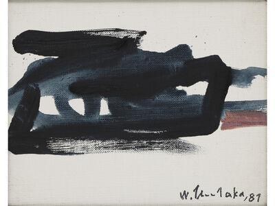 Waichi Tsutaka, 'Work', 1987